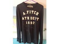 Abercrombie sweat new without tags.