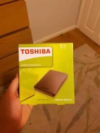 Toshiba 3.0 1 tb hdd