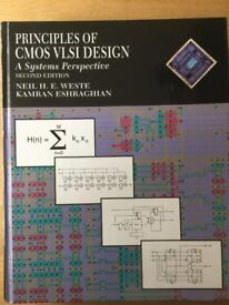 Principles of CMOS VLSI Design: A Systems Perspective