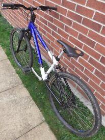 """Kona lanai mountain bike 16"""" frame 24 speed"""