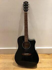 Fender CD-60CE BLK String Full size acoustic guitar by Fender.