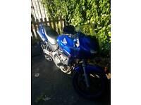 Honda Hornet CB600S Low Milage Motorbike Motorcycle