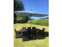 Garden Furniture Table & Chairs