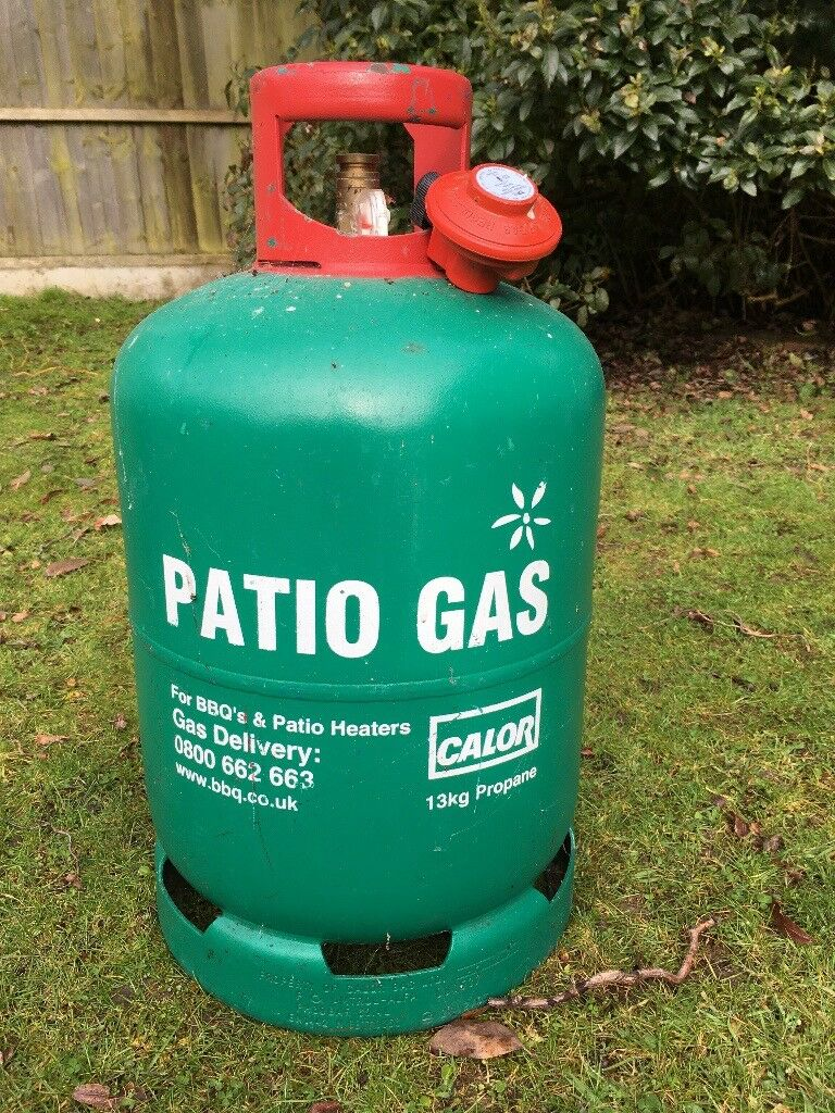 Empty Gas Bottle & Spare Regulator - Propane 13kg size | in Bognor Regis,  West Sussex | Gumtree