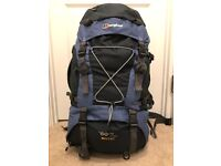 BERGHAUS Women's Bioflex C7 1 Series 60 + 10 Rucksack Backpack