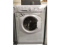 HOTPOINT free standing washing machine 6 kg nice condition & fully working order