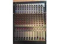 Peavey 16fx Mixing desk
