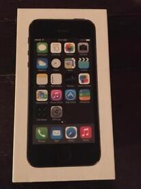 iPhone 5s 32gb immaculate condition