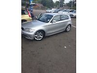 BMW 1-Series 120 for sale or swap focus golf Astra mondeo