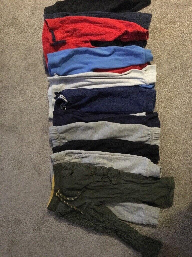 27c2a076a Baby boy clothes bundle 12-18 months