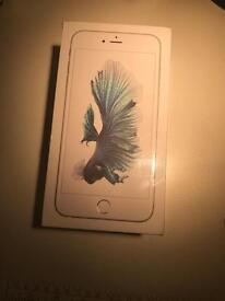Unboxed and Unlocked iPhone6s Plus 32gb