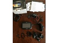 Garmin Zumo 340LM - Motorcycle Sat Nav - Lifetime Maps - Motorbike GPS - Europe Maps - Bike SatNav