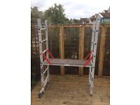 5 way combi ladder and deck