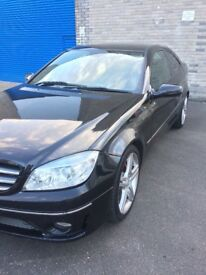 Mercedes clc 1.8
