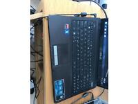 Asus x53u laptop , 6gb ram
