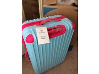 Brand new lightweight suitcases