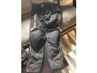 Rst motorcycle trousers good condition motorbike