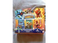 Skylanders giants figures battle pack