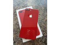 Apple iPhone 8 Plus 64GB RED (EE)