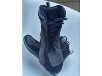 Hein Gericke Motorbike leather shoes boots - size 42