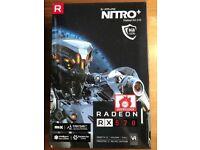 NEW SAPPHIRE Pulse Radeon RX 580 8G GDDR5