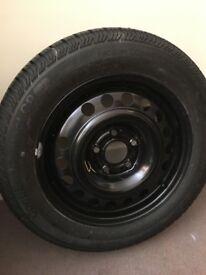 vw car mats, vw starter motor, new steel wheel, locking wheel nuts