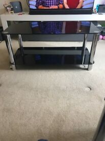 Set of Living Room Tables - coffee table, tv stand, and 2 side tables