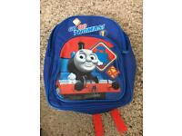 Thomas the tank backpack
