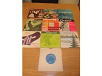 job lot of 7 inch clasical singles