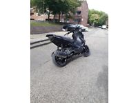 Gilera runner vx 300 reg as 125 px car not tmax Beverly x9 vespa