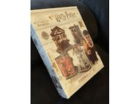 Harry Potter 3D Puzzle - Diagon Alley - Brand New in packaging! £15