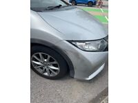 Honda, CIVIC, Hatchback, 2013, Manual, 1339 (cc), 5 doors