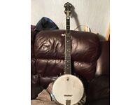 Deering Vega 2 open back banjo