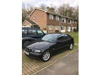 BMW 3 Series, Black Hatchback