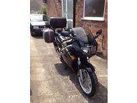 Honda VFR750FL Black Full MOT inc Touring gear Fantastic bike