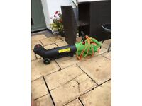 Garden vacuum and blower in good condition All working fine