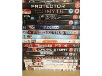 DVDs all original lot 2