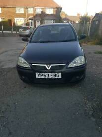 2003 Vauxhall Corsa 1.2i 16v SXI 3Dr