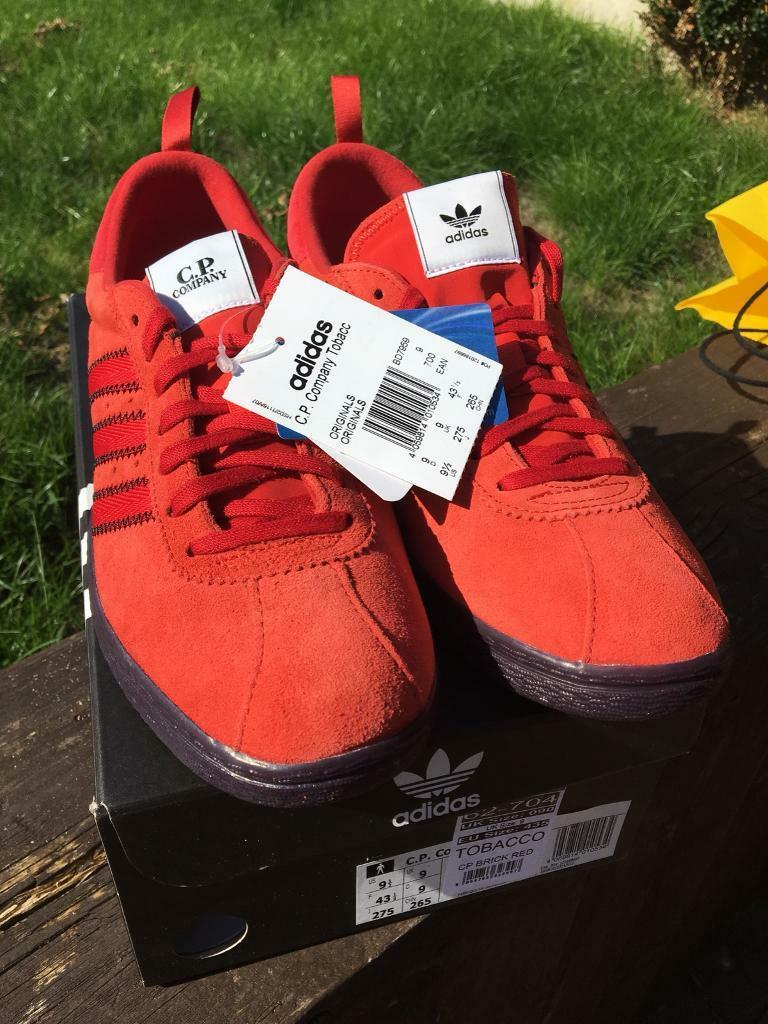 new york 27ae1 8e5d3 Adidas X CP Company tobacco UK 9 brand new | in Walsall, West Midlands |  Gumtree
