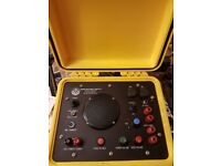 Commercial Diving - 2 Diver To Surface Communication Box