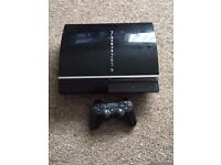 PS3 comes in original box and 17 games. Have buyer in reserve so buy soon.