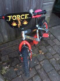 USED Boys Bike