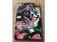 Batman The Killing Joke Graphic Novel