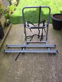 4 x 4 bike rack.