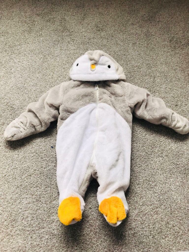 a7426fd17 10-piece baby girl newborn pramsuit & sleepsuit bundle | in ...