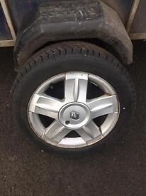 Renault cluo alloys