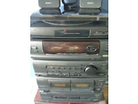Sony Hi-Fi Stereo System