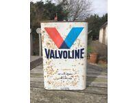 25 ltrs of Valvoline new blue 2 stoke outboard oil