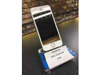 5S - 16GB - VODAFONE - SILVER - £165