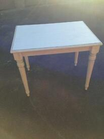 Small dining or kitchen table
